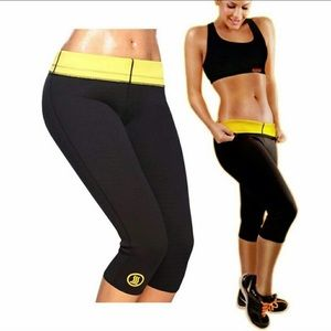 Pants - Neoprene sweat pants.great in the gym or sauna